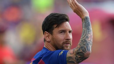 Lionel Messi libre