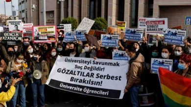 Photo of Turkey: Student protests at Bogazici University continues against Erdogan's policies