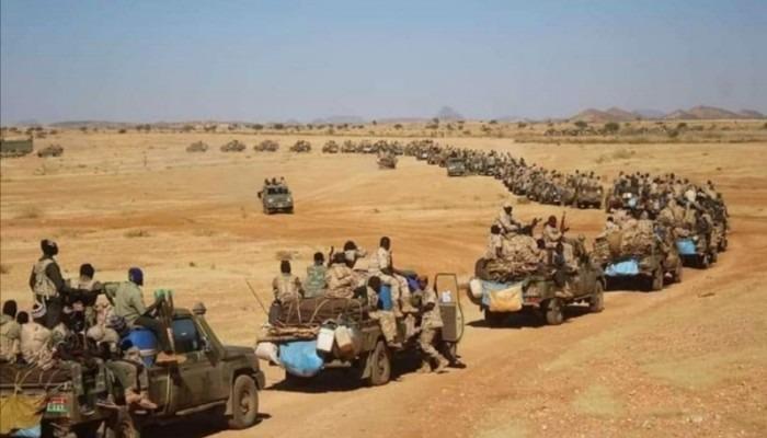 إثيوبيا - السودان