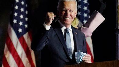 victoire de Joe Biden