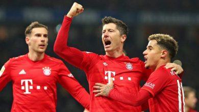 صورة بايرن ميونيخ يتوج بكأس العالم للأندية لكرة القدم