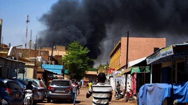 هجمات إرهابية في بوركينا فاسو ومالي