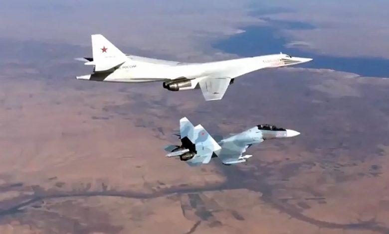 المقاتلات الروسية