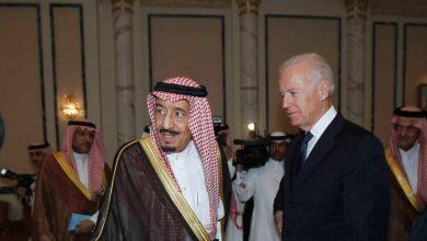 بايدن - ملك السعودية