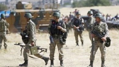 مصرع 30 جندي تركي