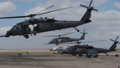 غارات جوية أمريكية على منشآت في شرق سوريا