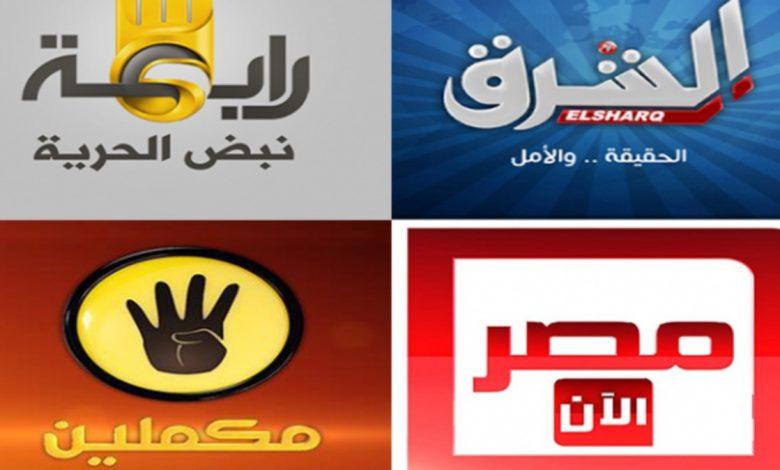 إعلام المحور التركي -القطري