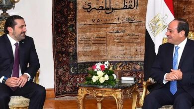 Photo of Al-Sisi launches an effort to end Lebanon crisis with Hariri meeting in Cairo