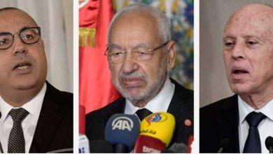 صورة أزمة الرئاسات الثلاث تتعمق في تونس