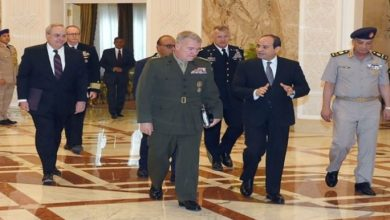 Photo of Egyptian, American talks to discuss military, security, anti-terror cooperation
