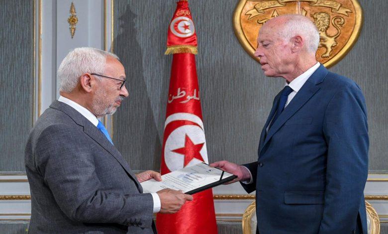 Ennahdha Kaïs Saïed