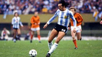 L'attaquant argentin Leopoldo Luque