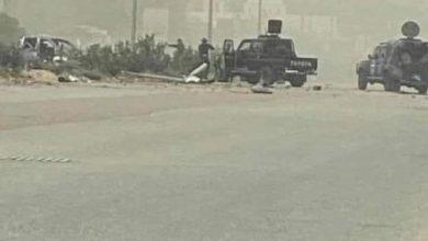 Le ministre de l'Intérieur libyen
