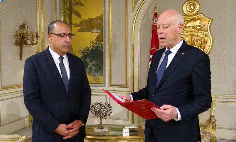 Le président tunisien