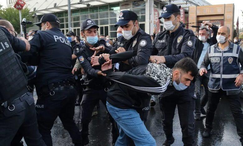 Le régime turc