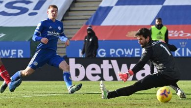 Photo de Leicester a battu Liverpool 3 – 1