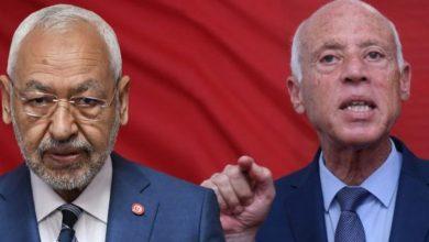 Photo de Les déclarations de Ghannouchi révèlent les intentions de la Fraternité de renverser la constitution et le président