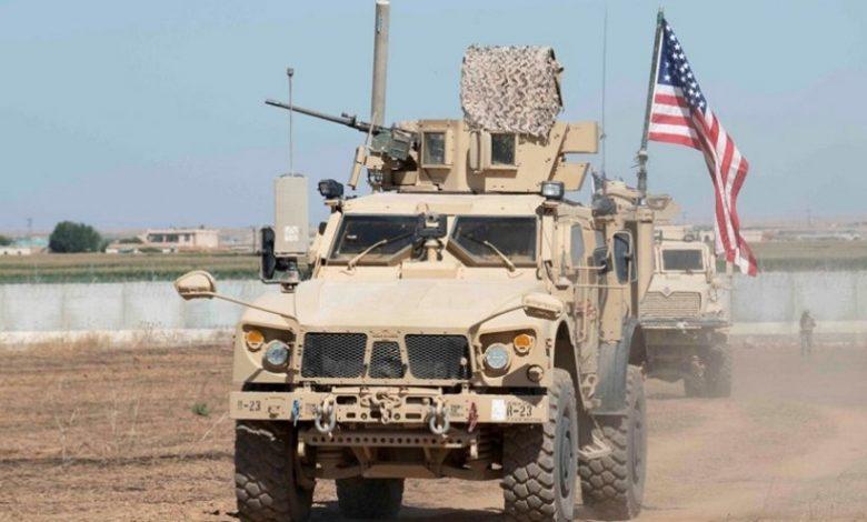 Les forces américaines