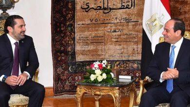 Photo de Liban: Al-Sissi appelle à accélérer la formation d'un gouvernement indépendant