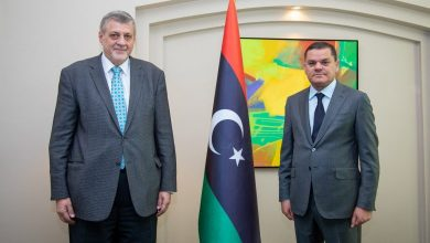 Photo of Special Envoy Kubiš met with Dabaiba to discus latest developments in Libya