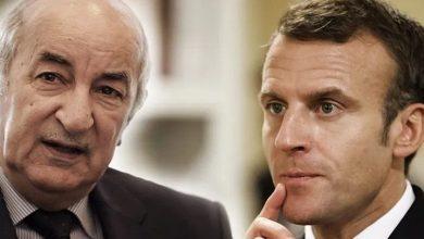 Tebboune et Macron