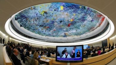 Photo of US' Human Rights Council move just a political game
