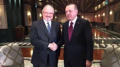 خاشقجي- أردوغان