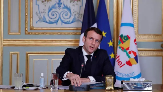 Sahel Macron