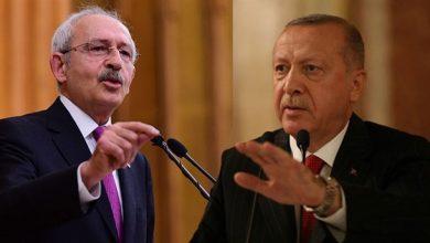 صورة زعيم المعارضة التركية يحمّل أرودغان مسؤولية اختفاء 128 مليار دولار من البنك المركزي