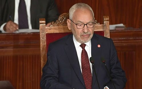 la confiance de Ghannouchi