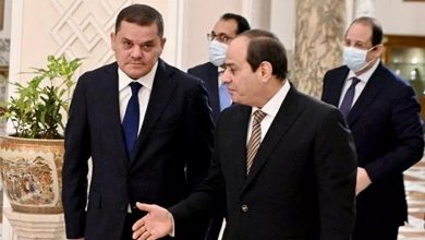 le Premier ministre libyen intérimaire