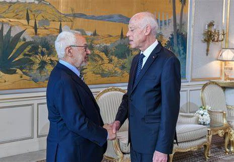 l'initiative de Ghannouchi
