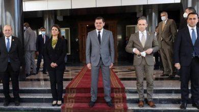 وزراء خارجية اوروبيين
