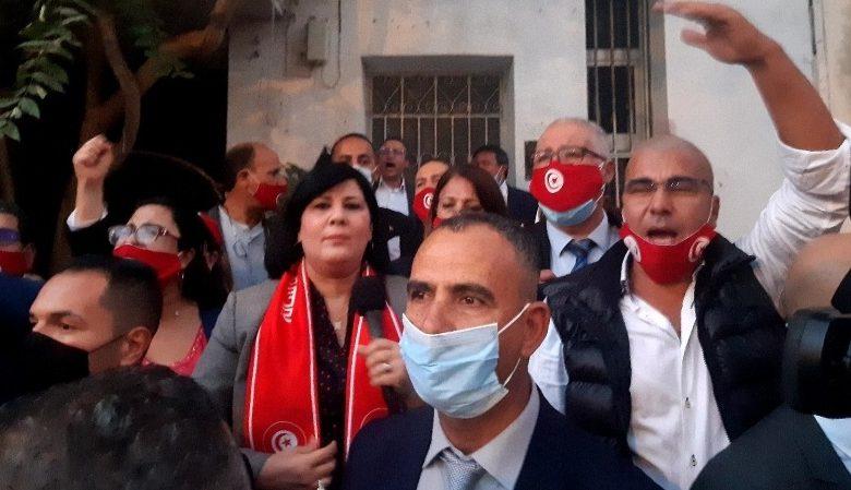 اعتصام الدستوري