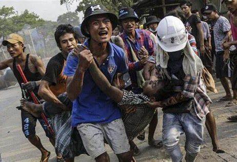 Antonio Guterres Birmanie