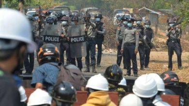 Birmanie syndicats grève