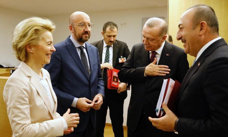 Erdogan sommet européen