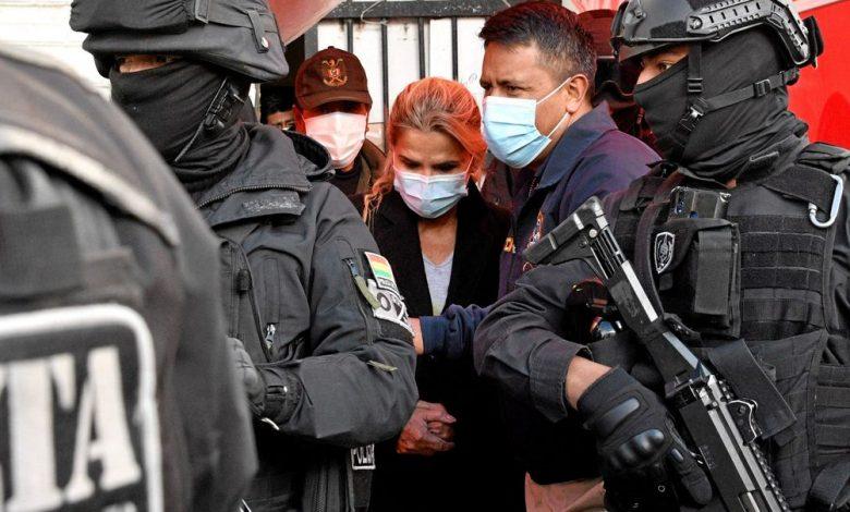 Bolivie Jeanine Añez