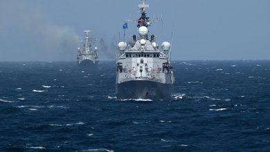 L'Otan en mer Noire