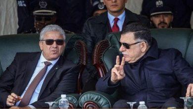Le gouvernement d'Al-Sarraj