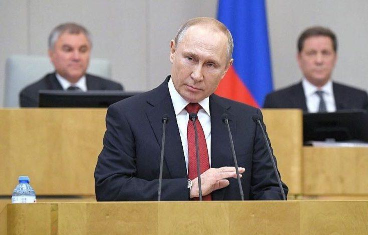 Les députés russes