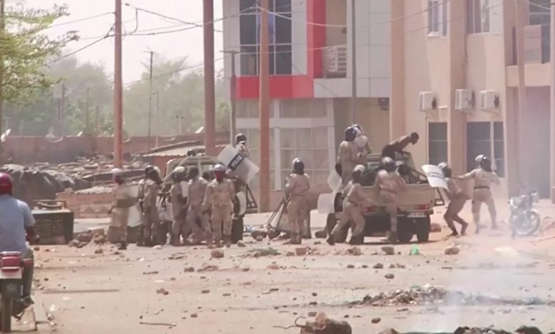 Niger attaques