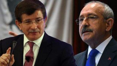 Opposition une enquête Erdogan