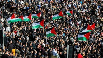 Palestiniens à Umm al-Fahm