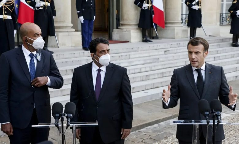 la France ambassade Libye