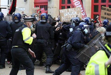 les pouvoirs de la police