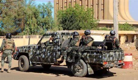 Niger tentative de coup d'État