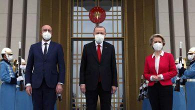 قلق أوروبي بشأن حقوق الإنسان في تركيا