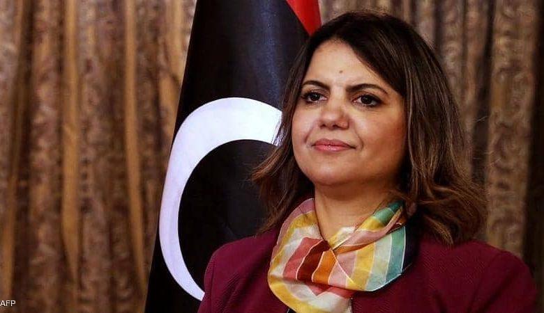 وزيرة خارجية ليبيا