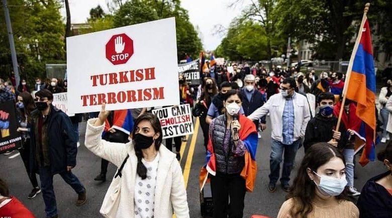 الإبادة الجماعية للأرمن